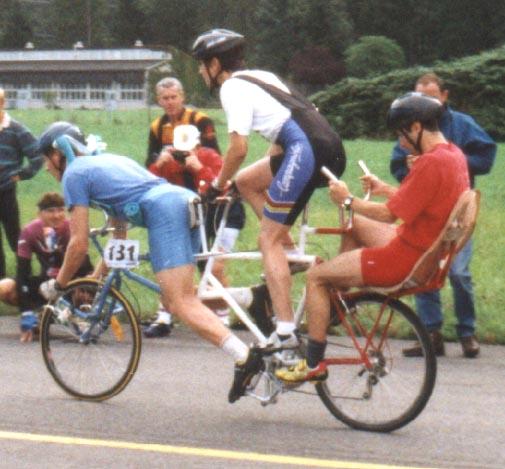 bicicletas zarpadas